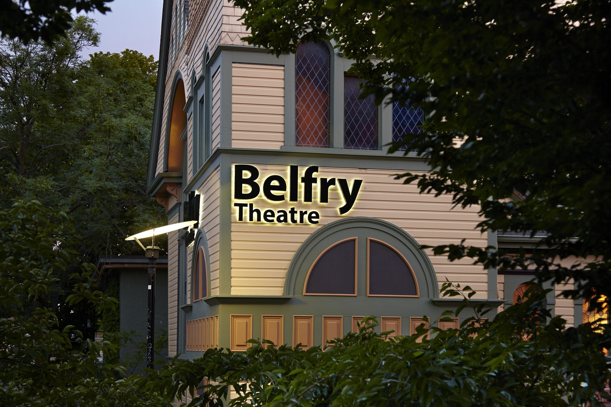 Belfry Theatre statement on COVID-19