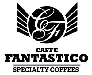 Caffee Fantastico Logo and Text