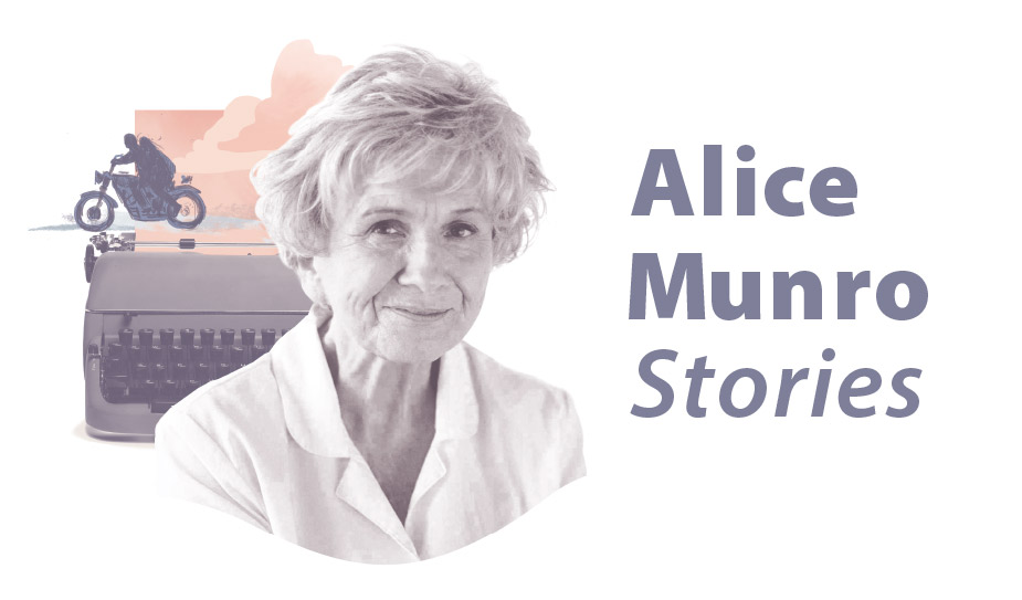 Alice Munro Stories