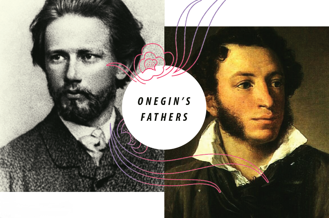 Onegin's Fathers