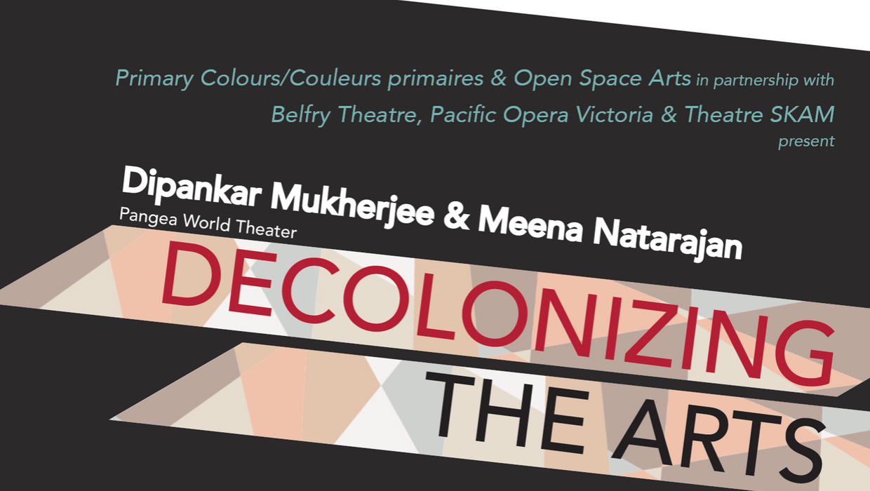 Decolonizing the Stage – Workshop