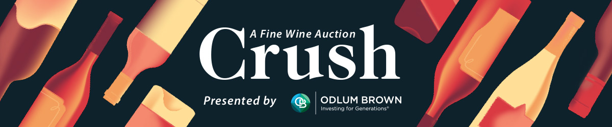 Crush Online – A Fine Wine Auction