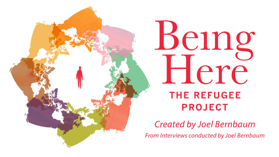 Being Here: The Refugee Project