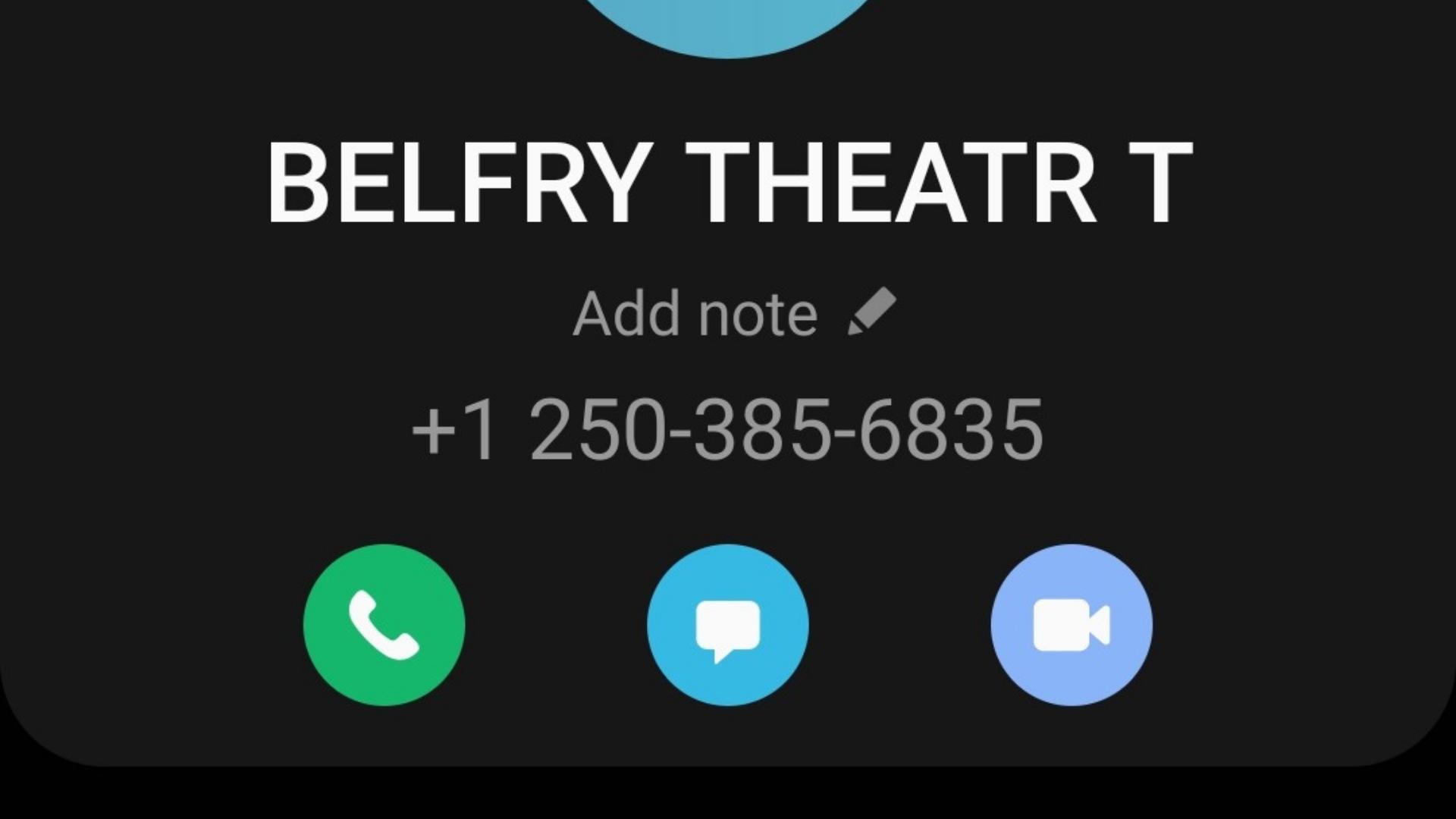 Phone Spoofing